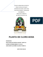 Planta de Cloro Soda