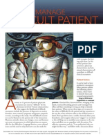 How to Manage Difficult Patients