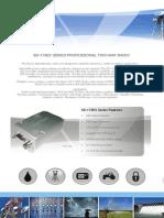 SD 170E Series RF Wireless Modem - Maxon