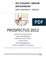Vocational Honours Prospectus