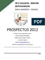 Vocational Honours Prospectus