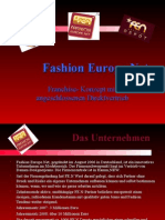 Fashion Europe Net German