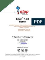 Etap 70 Demo Guide..