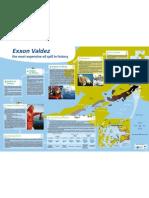 Exxon Valdez - Most Expensive Oil Spill (Marèe noire)