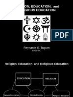 Religion and Religious Education