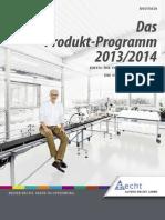 Produktprogramm 13 14 De