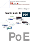 POE | Power over Ethernet | withpaper