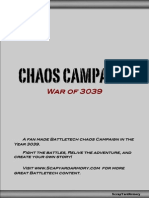 Chaos Campaign War of 3039