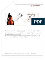 Stringing the Quartet Cloud SOA BPM and BI | Torry Harris Whitepaper