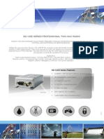 SD 125E Series RF Link Modules - Maxon