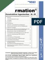 Information Kib 0Konstruktiver Ingenieurbau Nr. 099 Stahl