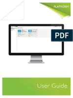 EPiServer 7 Platform User Guide (Print) in English