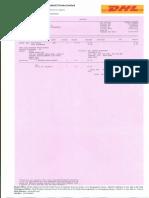 DHL Billing System 2013