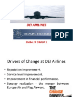 AIRLINE MANAGMENT OF DEI AIRLINE