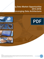 World Big Data Market Opportunities 2013-2018