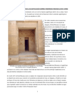 Historia de la egiptología Ahmed Mahmoud Moussa (1934-1998)