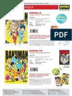 Proximas Novedades Norma - Salon Manga