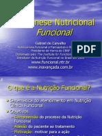 Anamnese Funcional