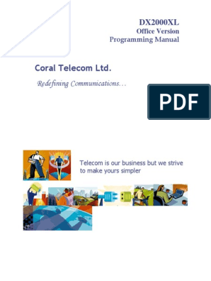 Coral Telecom (India) all EPABX Programming Manuals | Power Supply
