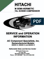 '002' Service-op Manual