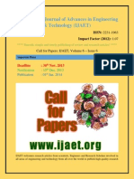 Call for Paper and Participations