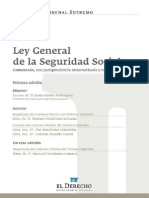 CC Ley General Seguridad Social