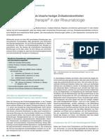 Rheumatologie Und Cellsymbiosis -