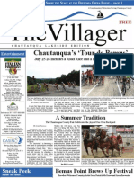 The Villager - Lakeside - July 16 - 1-8