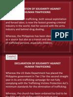 FF Declaration