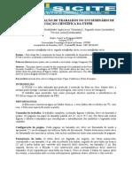 Modelo Artigo SICITE 2011