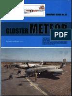 (Warpaint Series No.22) Gloster Meteor