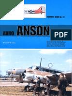 (Warpaint Series No.53) Avro Anson Mks. I-XXII
