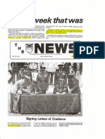 Treaty Transition Sep-Oct 1979