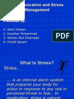 Communication & Stress