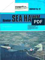 (Warpaint Series No.29) Hawker Sea Hawk