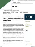 GNS3 ou comment émuler son réseau _ processnet-info