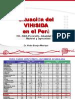 Situacion Vih Sida Peru 2012