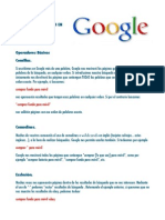 búsquedas mejoradas en google