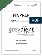 Theoretical Framework Practice Problems1