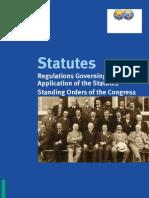FIFA Statutes 2001