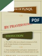 PL/SQL PPT1