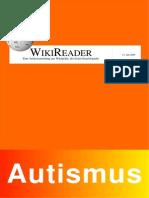 WikiReader Autismus d