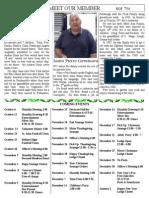 2013 Oct-Dec Newsletter