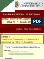 1A) T= PROB. ED. NIÑOS Y ADOLESCENTES (Presentación. Metodología. Misión Visión)