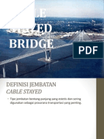 PPT JEMBATAN CABLE STAYED