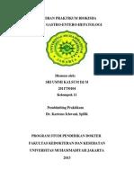 Laporan Praktikum Biokimia Kel 11