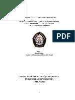 Panduan Magang Bagian Epid 2013