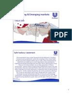 Ir Introduction to DandE Unilever Brazil Tcm13-163693