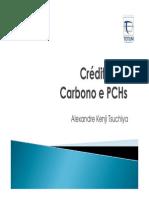 Microsoft PowerPoint - Crédito de Carbono Para PCH