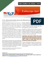 Ultrasound makes foray into fibroid treatment